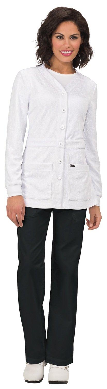 Giacca KOI CLASSICS CLAIRE Colore 01. White