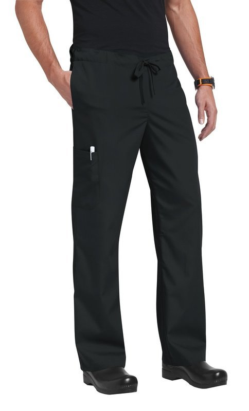 Pantalone ORANGE HUNTINGTON Colore 02. Black