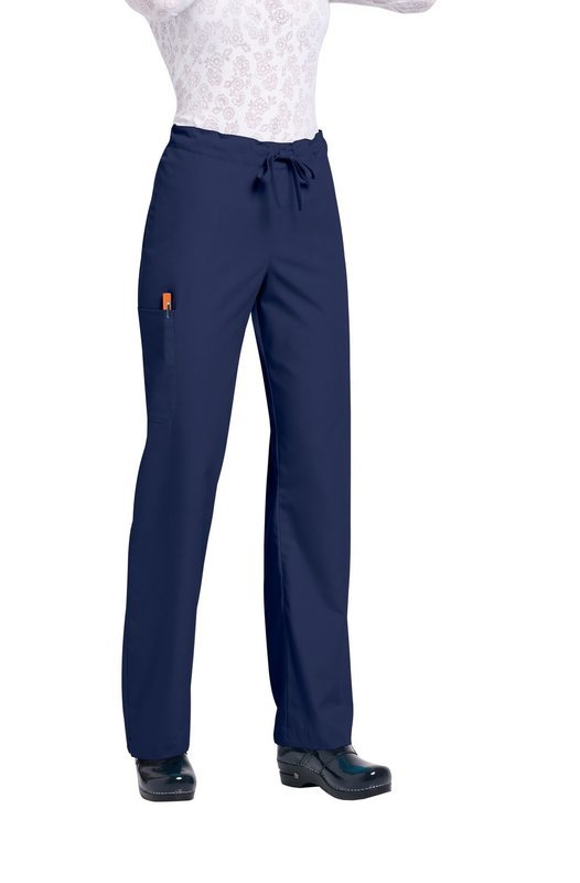 Pantalone ORANGE HUNTINGTON Colore 12. Navy