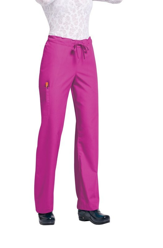 Pantalone ORANGE HUNTINGTON Colore 63. Fierce Fuchisa
