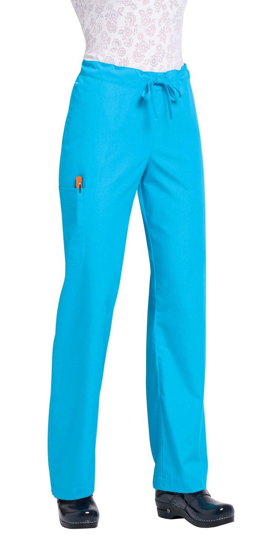 Pantalone ORANGE HUNTINGTON Colore 65. Electric Blue