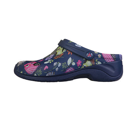 Calzature Professionali Anywear ZONE Sweet Owl Navy