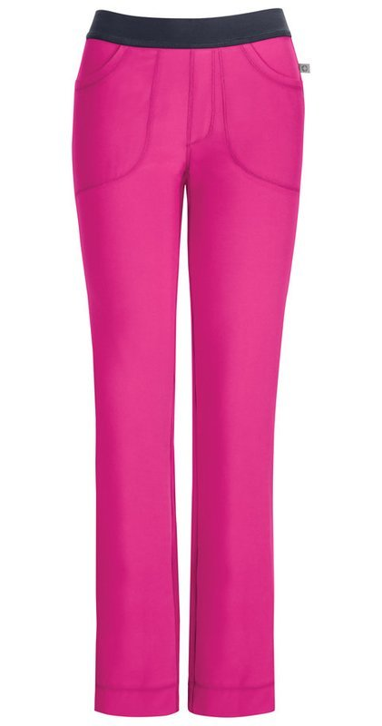 Pantalone CHEROKEE INFINITY 1124A Colore Carmine Pink