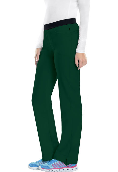 Pantalone CHEROKEE INFINITY 1124A Colore Hunter Green