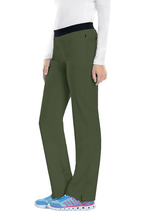 Pantalone CHEROKEE INFINITY 1124A Colore Olive