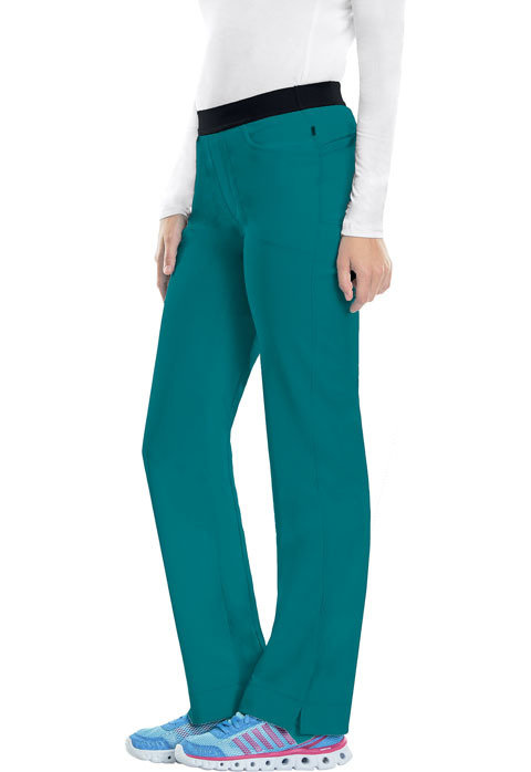 Pantalone CHEROKEE INFINITY 1124A Colore Teal Blue