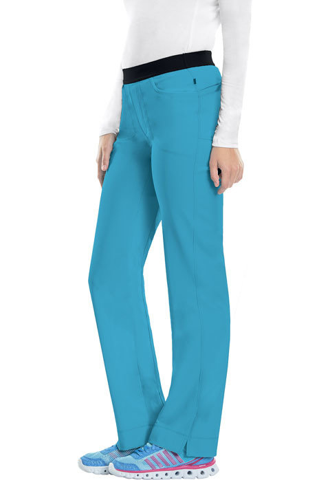 Pantalone CHEROKEE INFINITY 1124A Colore Turquoise