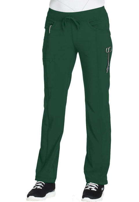 Pantalone CHEROKEE INFINITY 1123A Colore Hunter Green