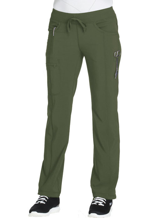 Pantalone CHEROKEE INFINITY 1123A Colore Olive