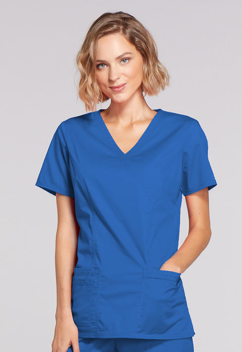 Casacca CHEROKEE CORE STRETCH 4728 Colore Royal Blue