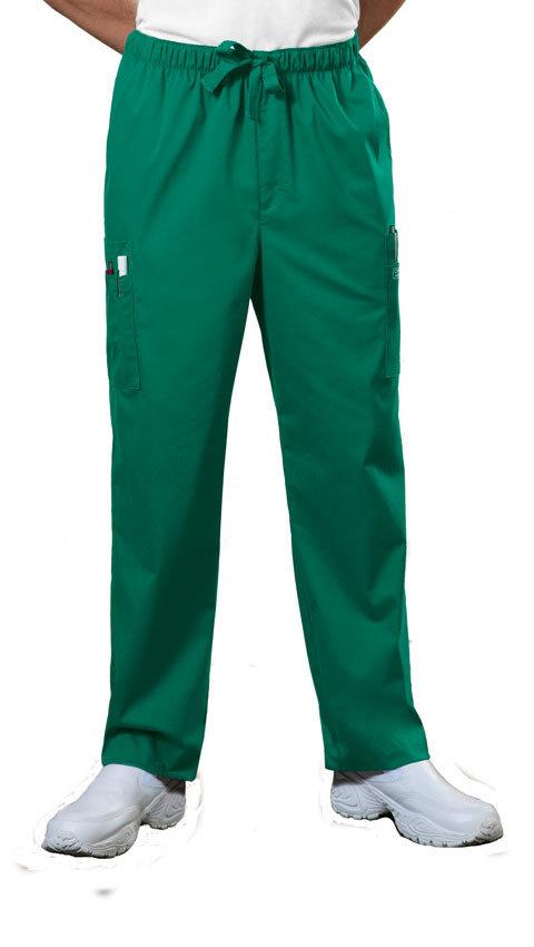 Pantalone CHEROKEE CORE STRETCH 4243 Colore Hunter Green