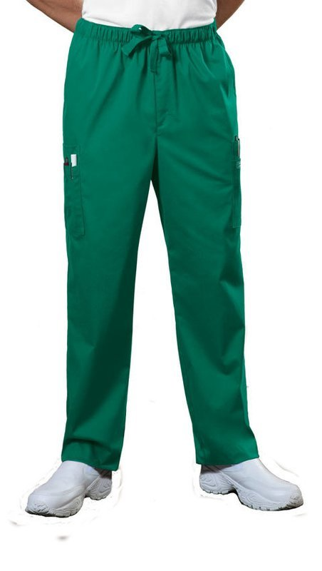 Pantalone CHEROKEE CORE STRETCH 4243 Colore Hunter Green