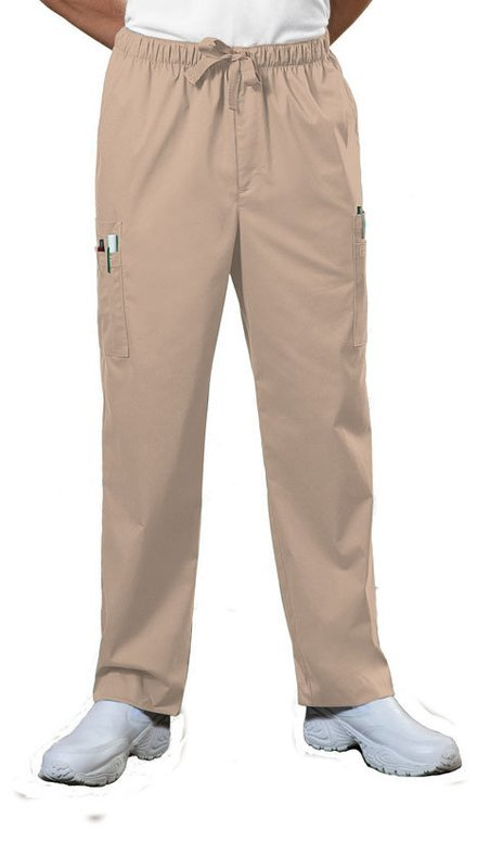 Pantalone CHEROKEE CORE STRETCH 4243 Colore Khaki