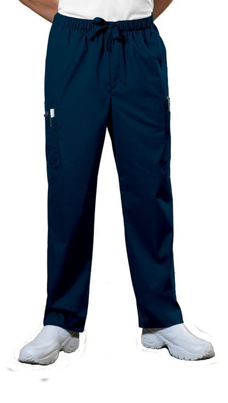 Pantalone CHEROKEE CORE STRETCH 4243 Colore Navy