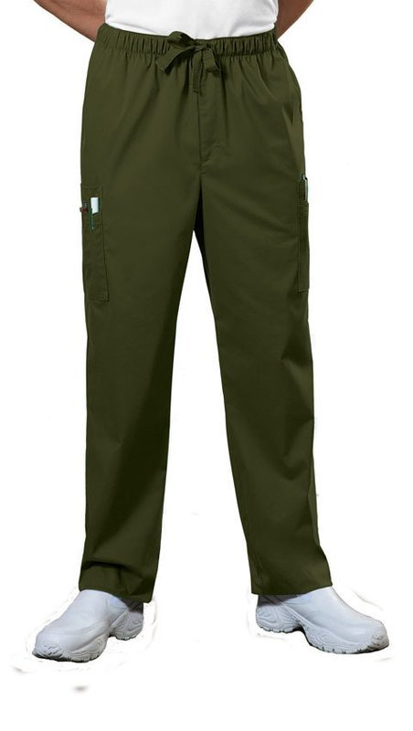 Pantalone CHEROKEE CORE STRETCH 4243 Colore Olive