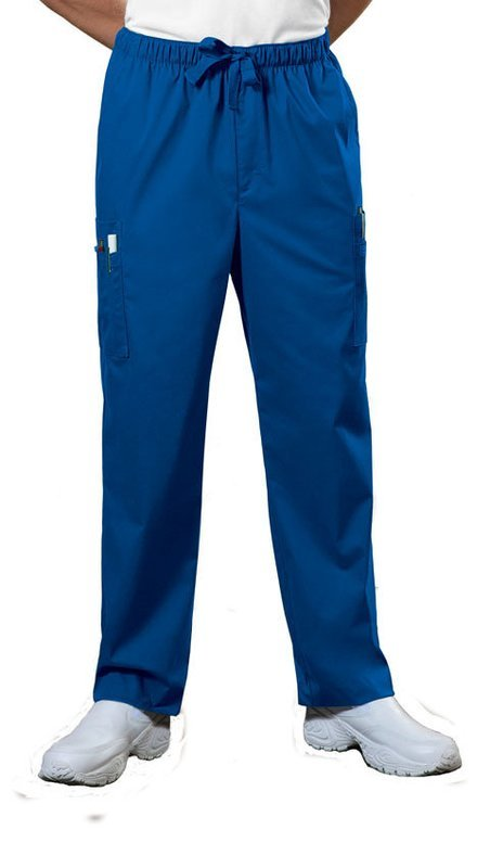 Pantalone CHEROKEE CORE STRETCH 4243 Colore Royal Blue