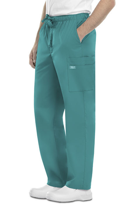 Pantalone CHEROKEE CORE STRETCH 4243 Colore Teal Blue