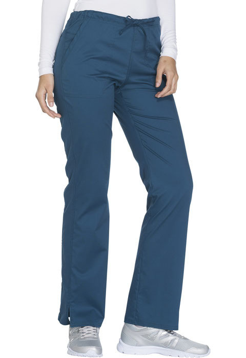 Pantalone CHEROKEE CORE STRETCH WW130 Colore Caribbean Blue