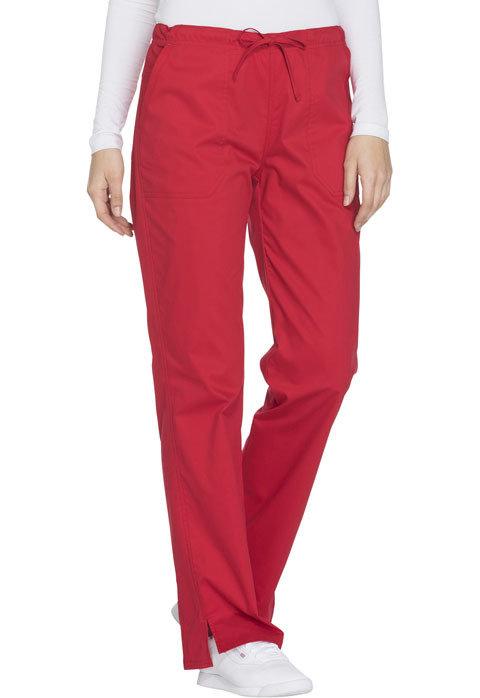 Pantalone CHEROKEE CORE STRETCH WW130 Colore Red