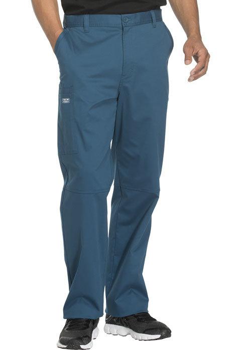Pantalone CHEROKEE CORE STRETCH WW200 Colore Caribbean Blue