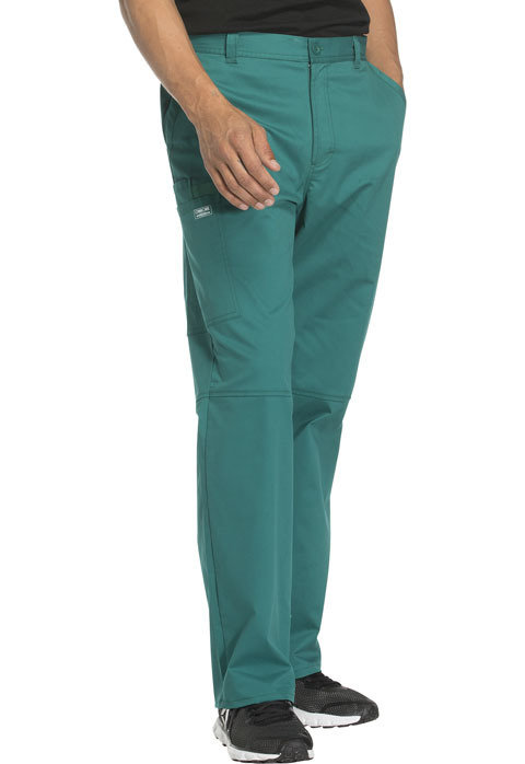 Pantalone CHEROKEE CORE STRETCH WW200 Colore Hunter Green