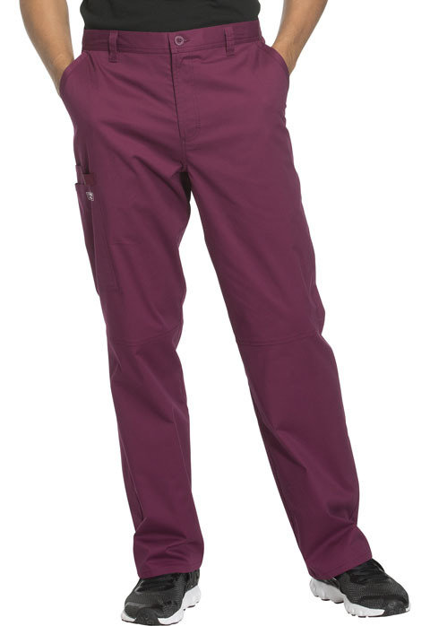 Pantalone CHEROKEE CORE STRETCH WW200 Colore Wine
