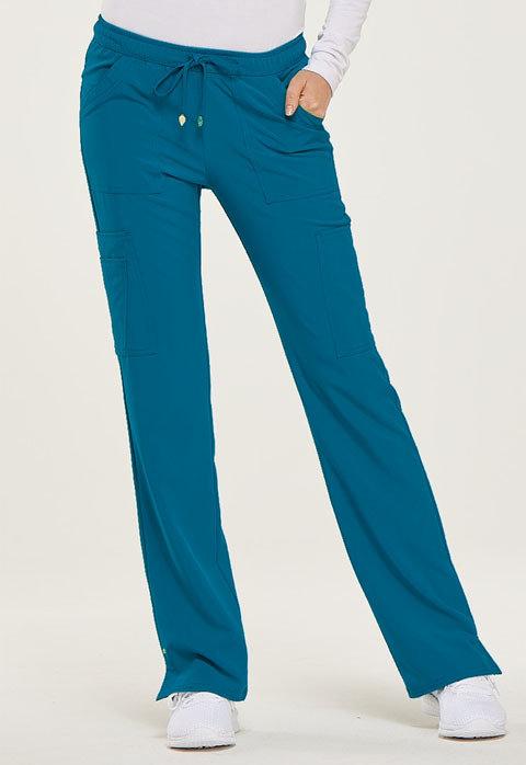 Pantalone HEARTSOUL HS025 Donna Colore Caribbean Blue