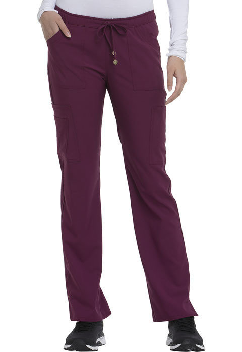 Pantalone HEARTSOUL HS025 Donna Colore Wine