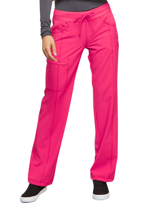 Pantalone CHEROKEE INFINITY 1123A Colore Poppy Pink