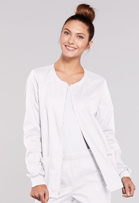 Giacca CHEROKEE CORE STRETCH 4315 Colore White