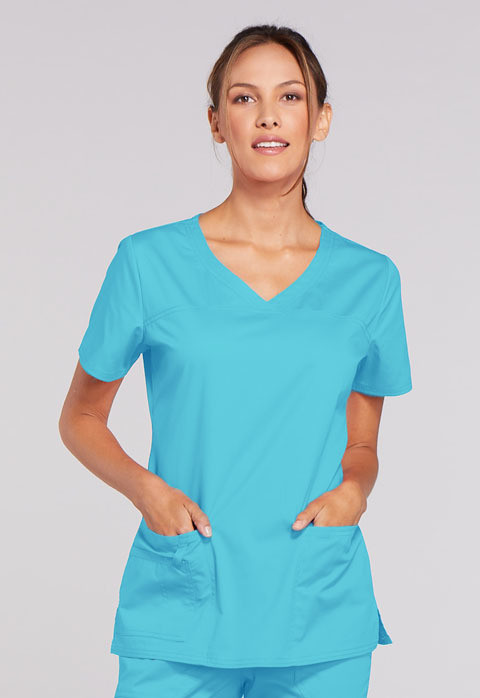 Casacca CHEROKEE CORE STRETCH 4727 Colore Turquoise