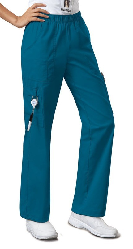 Pantalone CHEROKEE CORE STRETCH 4005 Colore Caribbean Blue
