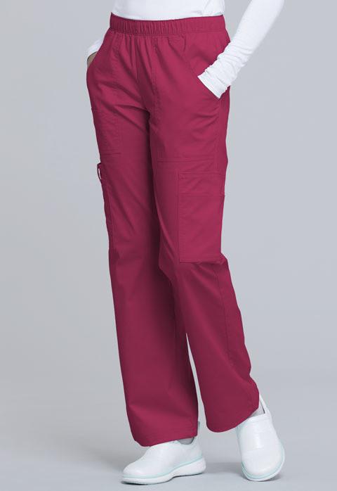 Pantalone CHEROKEE CORE STRETCH 4005 Colore Cerise