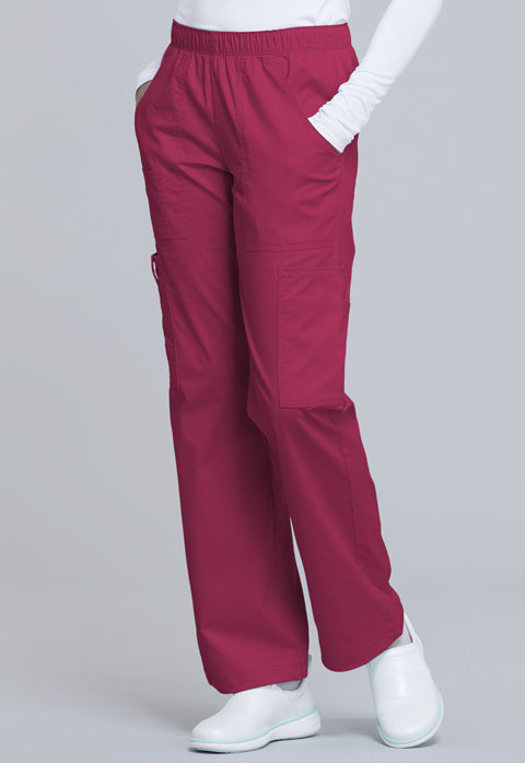 Pantalone CHEROKEE CORE STRETCH 4005 Colore Cerise