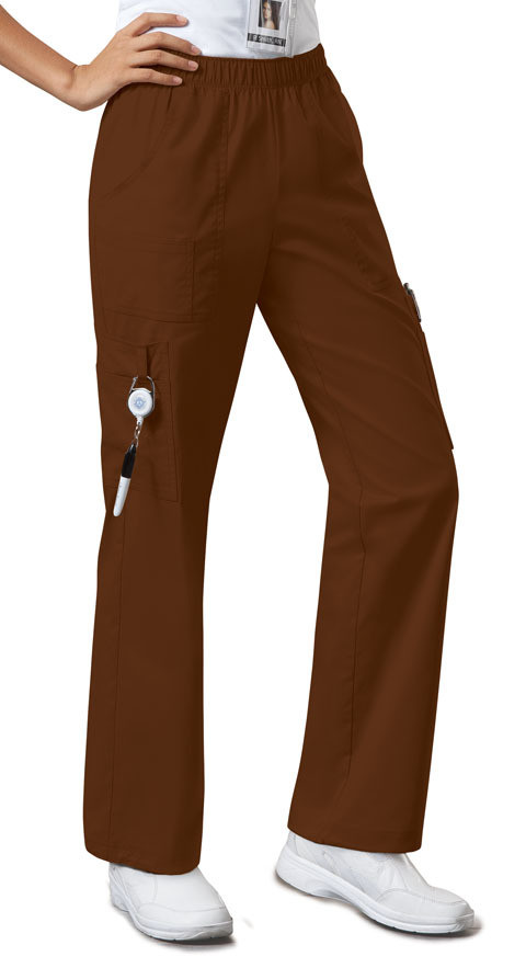 Pantalone CHEROKEE CORE STRETCH 4005 Colore Chocolate