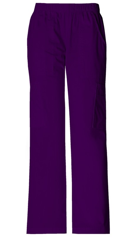 Pantalone CHEROKEE CORE STRETCH 4005 Colore Eggplant