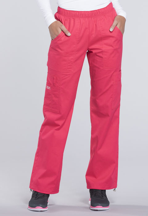 Pantalone CHEROKEE CORE STRETCH 4005 Colore Fruit Punch
