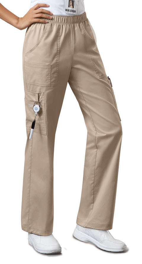 Pantalone CHEROKEE CORE STRETCH 4005 Colore Khaki