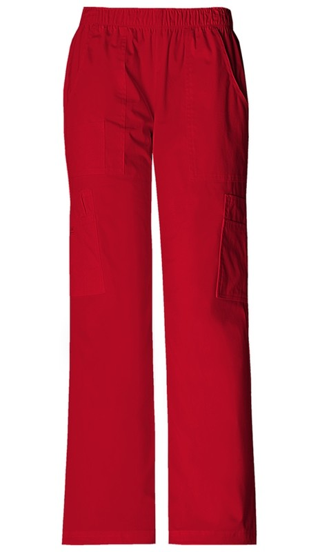 Pantalone CHEROKEE CORE STRETCH 4005 Colore Red