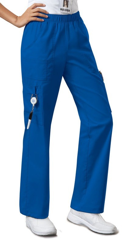 Pantalone CHEROKEE CORE STRETCH 4005 Colore Royal Blue