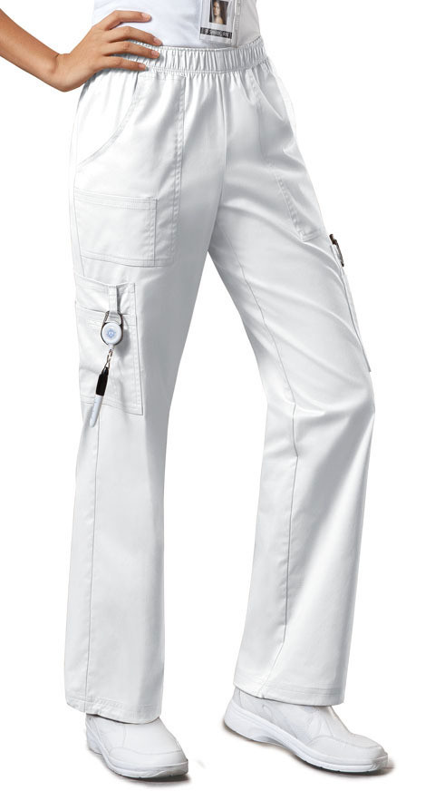 Pantalone CHEROKEE CORE STRETCH 4005 Colore White