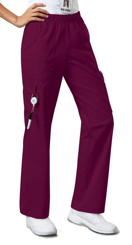 Pantalone CHEROKEE CORE STRETCH 4005 Colore Wine