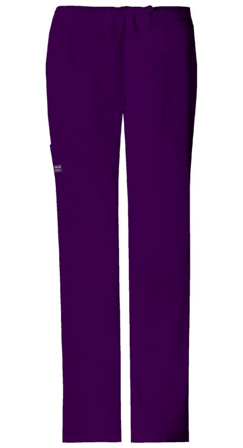 Pantalone CHEROKEE CORE STRETCH 4044 Colore Eggplant