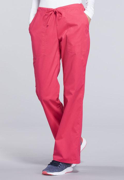 Pantalone CHEROKEE CORE STRETCH 4044 Colore Fruit Punch
