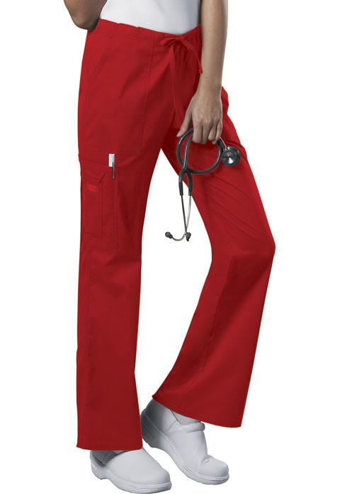 Pantalone CHEROKEE CORE STRETCH 4044 Colore Red
