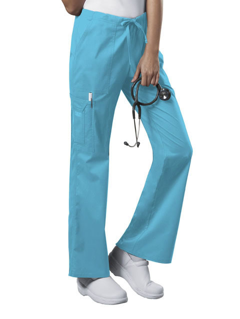 Pantalone CHEROKEE CORE STRETCH 4044 Colore Turquoise