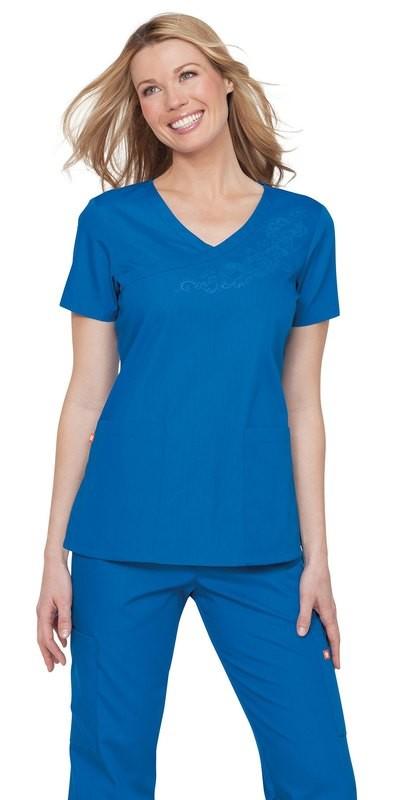 Casacca Orange MALIBU Donna Colore 20. Royal Blue - FINE SERIE