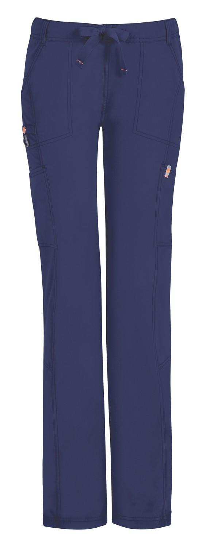 Pantalone Code Happy 46000A-P&T Donna Colore Navy - FINE SERIE