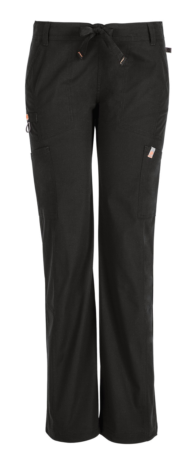 Pantalone Code Happy 46000A Donna Colore Black