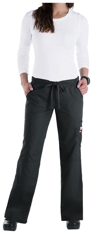 Pantalone Orange LAGUNA Donna Colore 02. Black - FINE SERIE